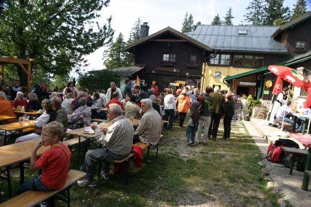 110 Jahre Wilhelm Eichert-Hütte