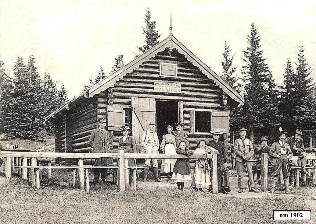 W. Eicherthütte 1902