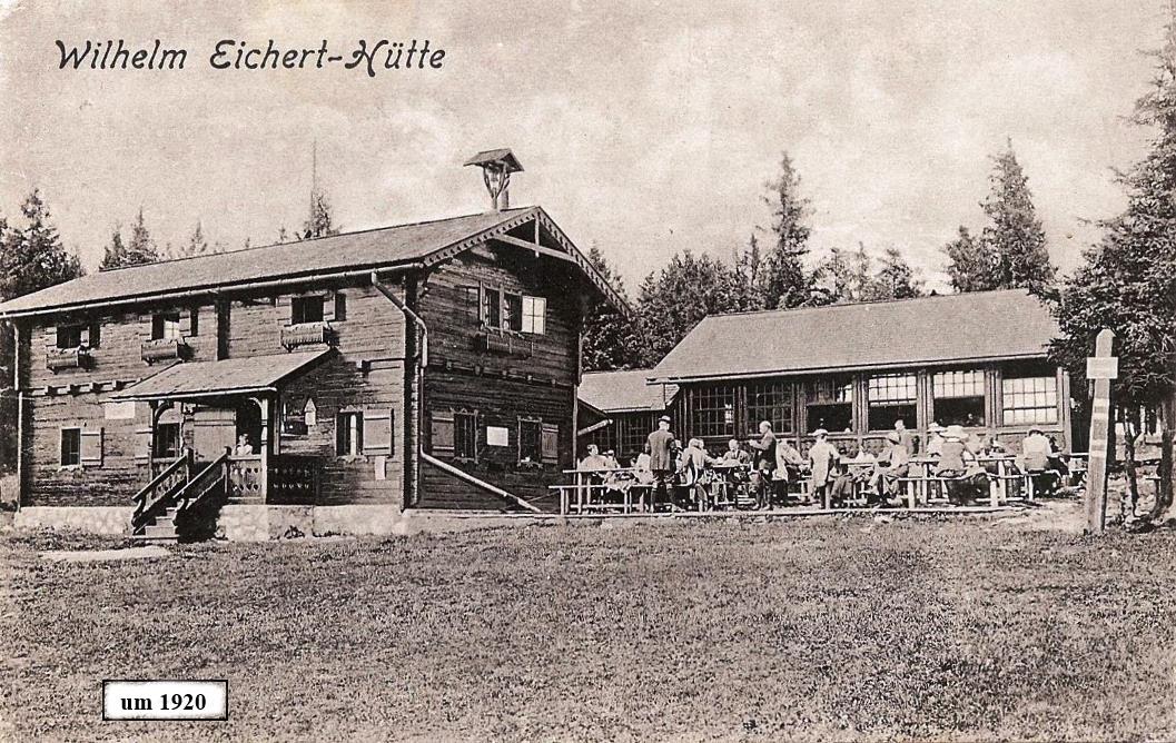 W. Eicherthütte 1920