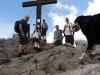 Am Gipfel des Hochlantsch (1720m)